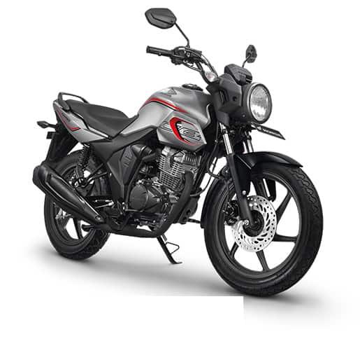 Honda CB150 Verza CW Macho Silver