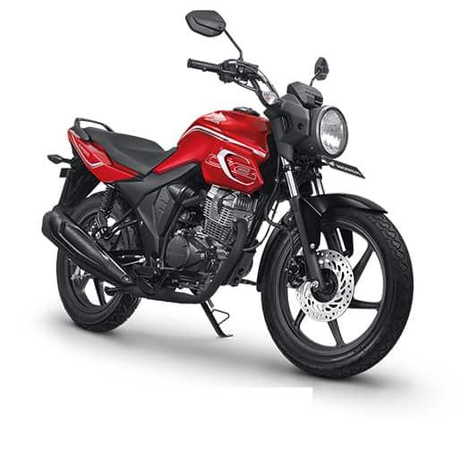 Honda CB150 Verza CW Bold Red