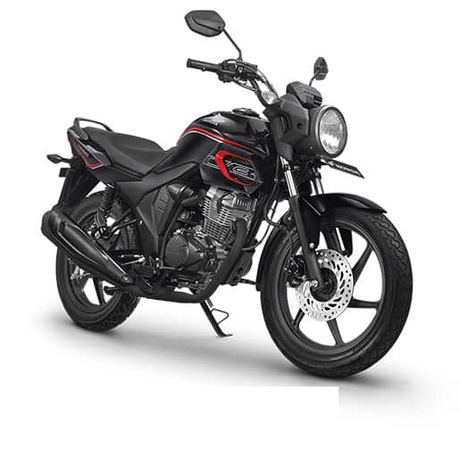 Honda CB150 Verza CW Masculine Black