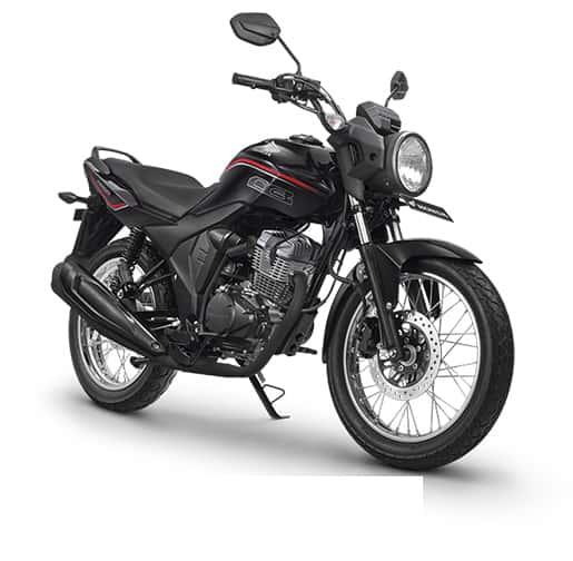 Honda CB150 Verza SW Masculine Black