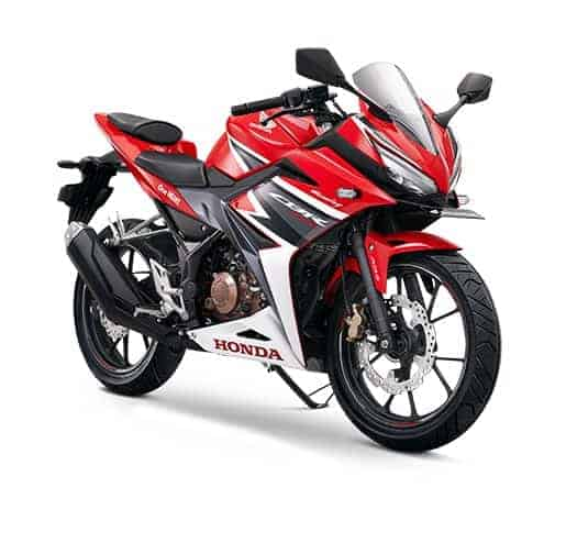 Honda CBR 150R STD Racing Red