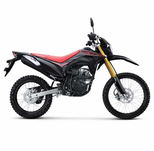 honda-crf-150l-New-Extreme-Black