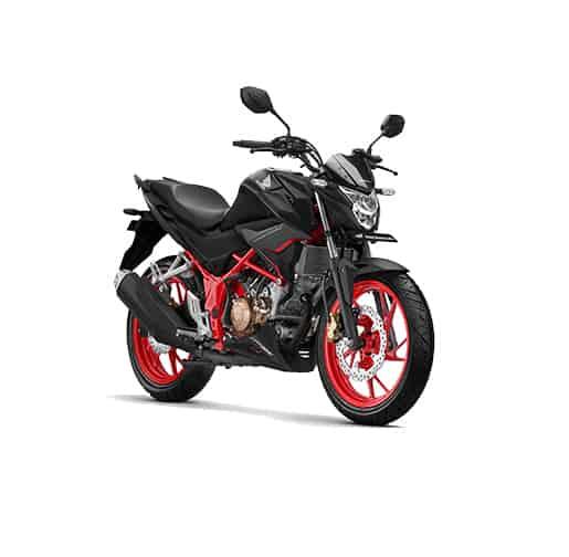 Honda New CB150R Streetfire Special Edition Raptor Mat Black