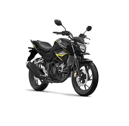 Honda New CB150R Streetfire Wild Black