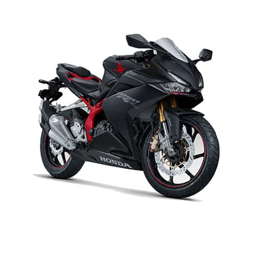 Honda New CBR 250RR ABS Mat Gunpowder Black Metallic