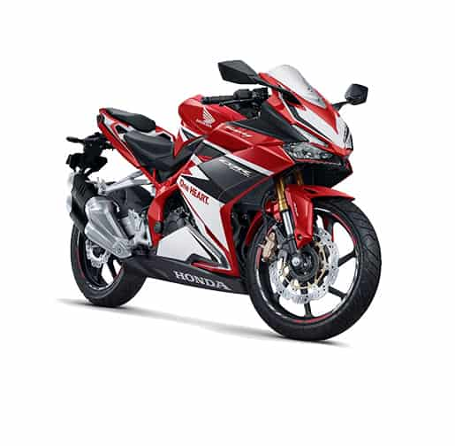 Honda New CBR 250RR ABS Racing Red