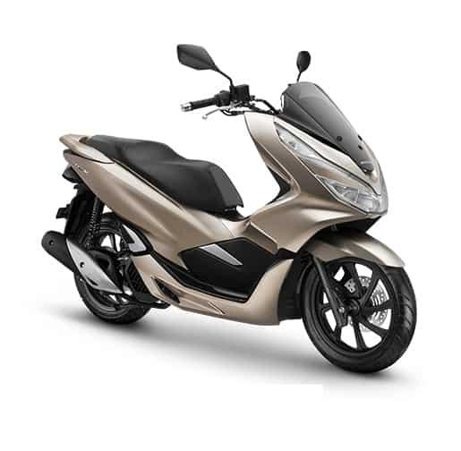 Honda PCX 150 ABS Glamour Gold