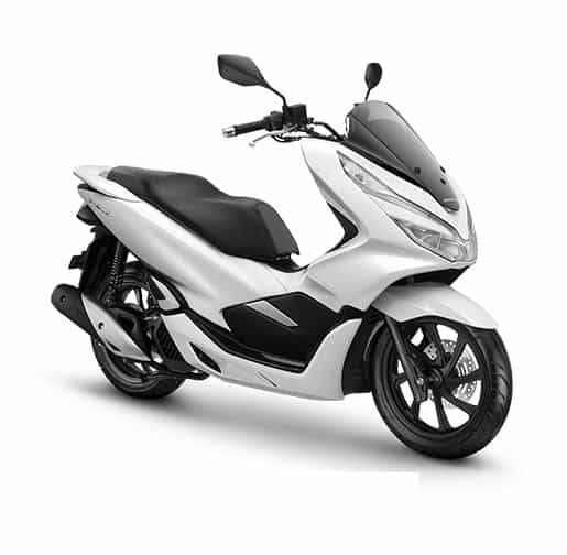 Honda PCX 150 ABS Wonderful White
