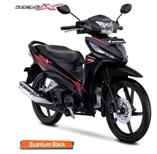 Honda Revo X Quantum Black