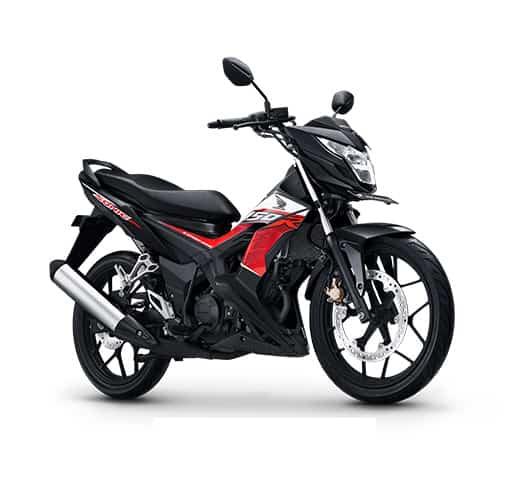 Honda Sonic 150R Activo Black