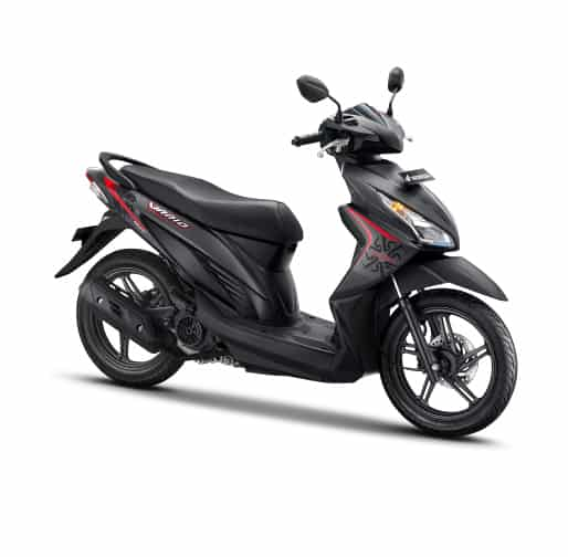 Honda Vario 110 eSP CBS Advance Matte Grey