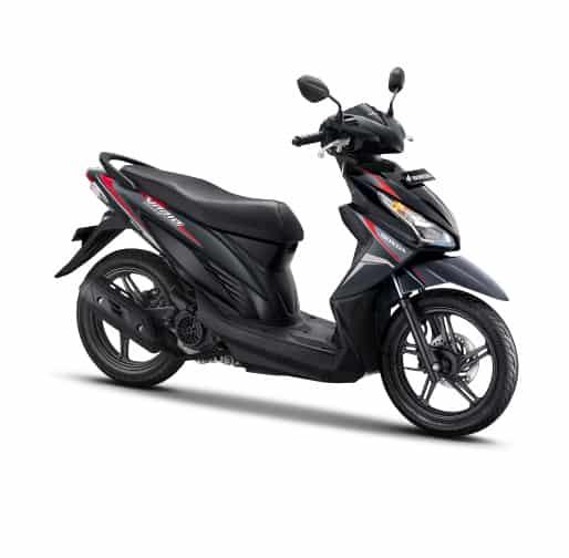 Honda Vario 110 eSP CBS Estilo Black