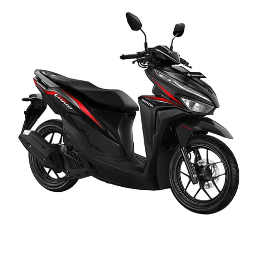 Honda Vario 125 eSP CBS Advance Black