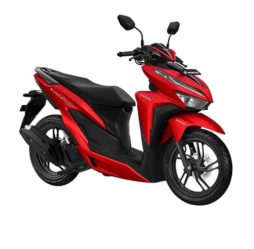 Honda Vario 150 eSP Exclusive Matte Red