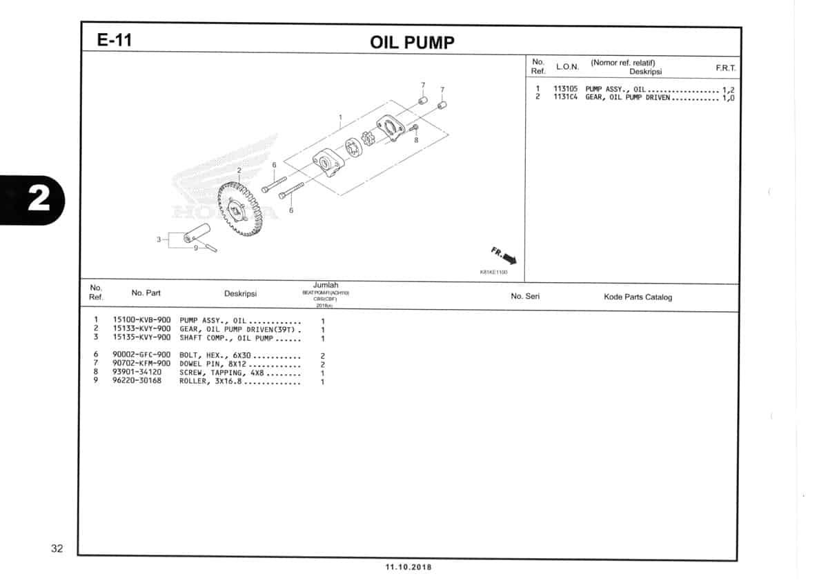 E-11-Oil-Pump-Katalog-Honda-BeAT-Street-eSP