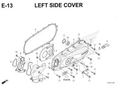 E-13-Left-Side-Cover-Honda-BeAT-Street-eSP