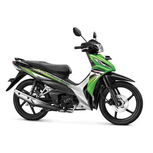 Honda-Revo-FI-Green
