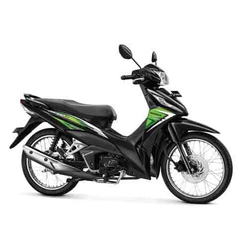 Honda-Revo-FI-Fit-Green
