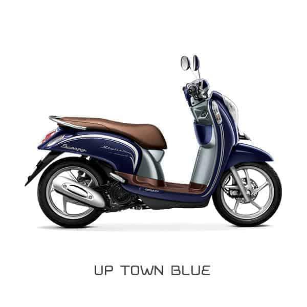 Honda-Scoopy-eSP-Uptown-Blue