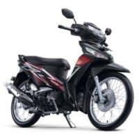 Honda-Supra-X-125-FI-injection-STD-Black1