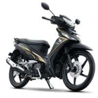 New-Honda-Supra-X-125-FI-Quantum-Black