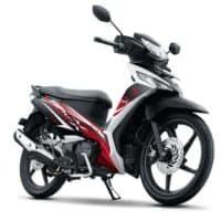 New-Honda-Supra-X-125-FI-Razor-White