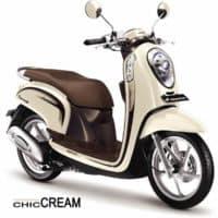 honda-scoopy-fi-stylish-chic-cream