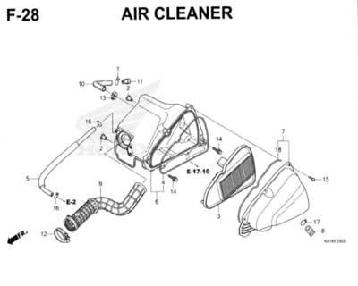 F-28-Air-Cleaner-Honda-BeAT-Street-eSP