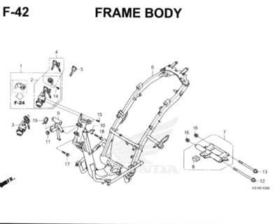 F-42-Frame-Body-Honda-BeAT-Street-eSP