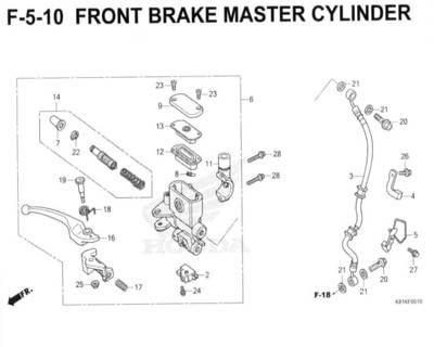 F-5-10-Front-Brake-Master-Cylinder-Honda-BeAT-Street-eSP