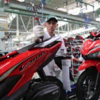 Honda Vario Tampil Lebih Sporti Dengan Warna Baru