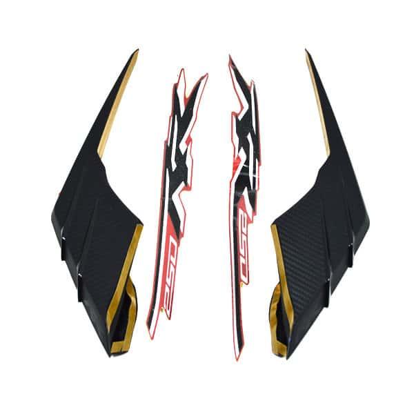 AERO FIN SLR RED CBR250RR 64391K64K00RED