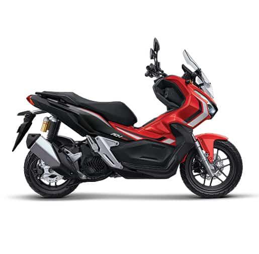 Honda-ADV-150-ABS-Advance-Red