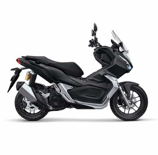 Honda-ADV-150-CBS-Tough-Matte-Black