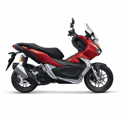 Honda-ADV-150-CBS-Tough-Red