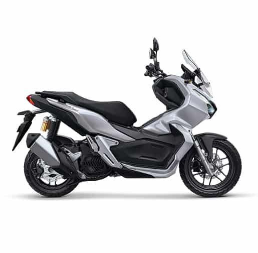 Honda-ADV-150-CBS-Tough-Silver