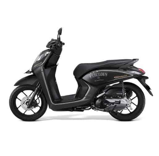Honda-Genio-CBS-ISS-Fabulous-Matte-Black