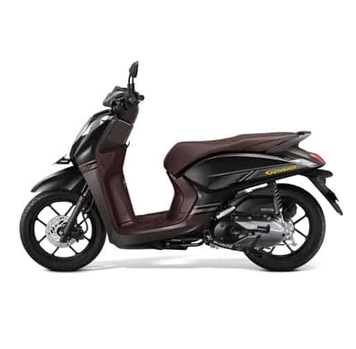 Honda-Genio-CBS-ISS-Trendy-Black