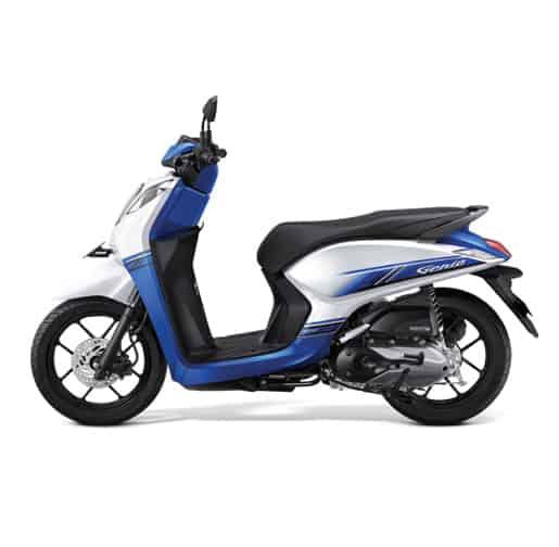 honda-genio-trendy-white-blue