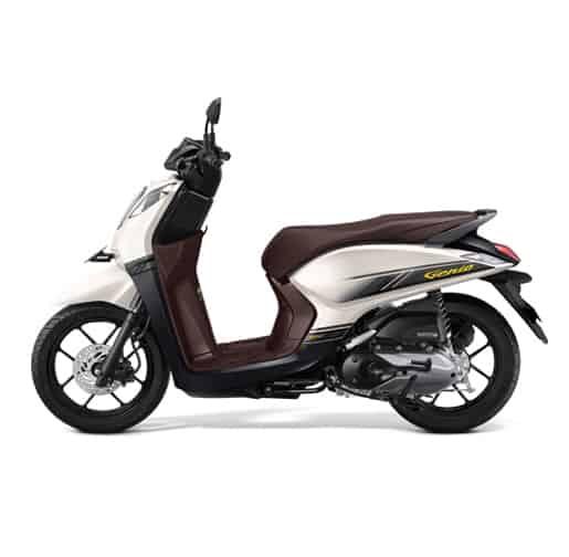 Honda-Genio-CBS-ISS-Trendy-White
