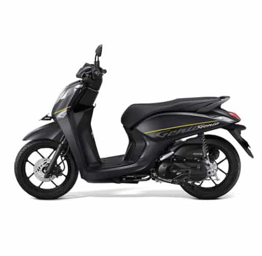 Honda-Genio-CBS-Smart-Black