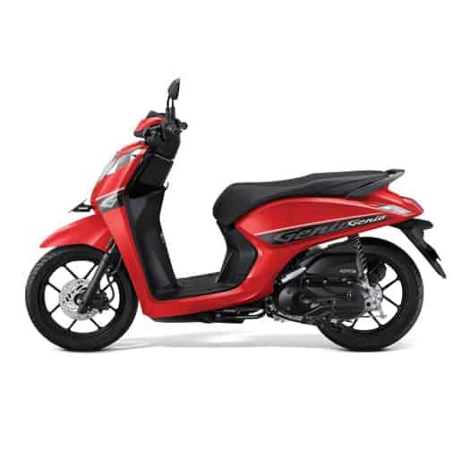 Honda-Genio-CBS-Smart-Red