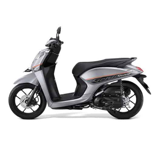 Honda-Genio-CBS-Smart-Silver