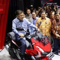 AHM Luncurkan Honda ADV150