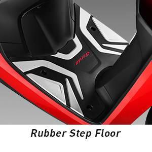 Aksesoris Karpet Rubber Step Floor Bl Genio 64300k0ja0blk