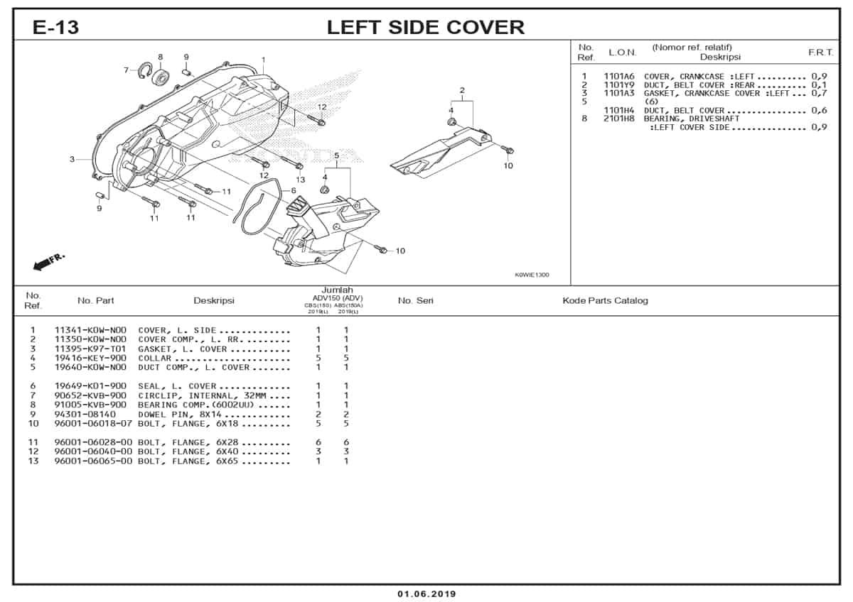 E-13-Left-Side-Cover