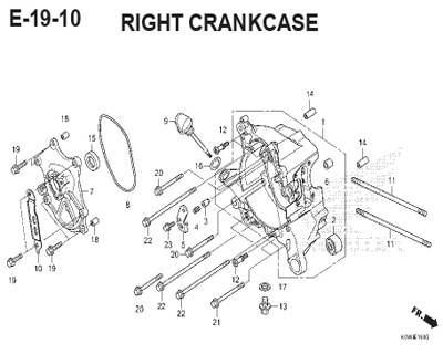 E-19-10-Right-Crankcase
