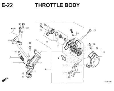 E-22-Throttle-Body