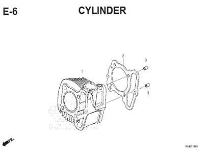 E-6-Cylinder