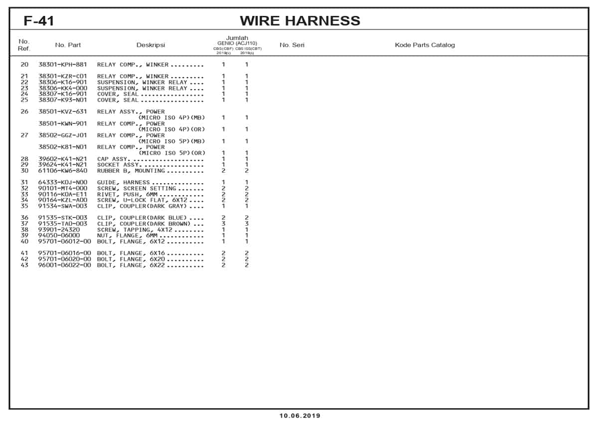 F-41-Wire-Harness-2